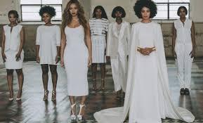 20 white dresses to mimic beyoncé as a bridesmaid at sister