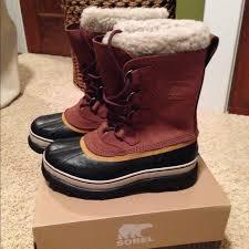 sorel womens boots sale 70 sorel boots sale nwt nib sorel caribou boots cinnamon sz
