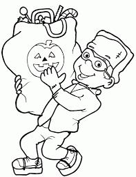 halloween coloring pages preschoolers regard