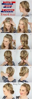 Einfache Elegante Frisuren F Lange Haare by Die Besten 25 Haarknoten Ideen Auf Leichter Chignon
