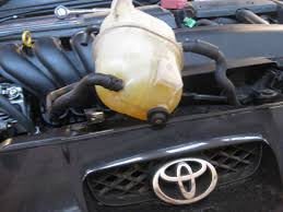toyota u0027s new 1b mexico were do the three coolant resevoir lines hook up on a 2001 toyota