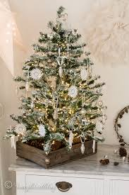 flocked christmas tree my diy flocked christmas tree songbird