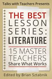 sample essay teacher the top 15 book recommendations for teachers best lesson series