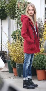 womens boots look how to wear a duffle coat 16 looks s fashion