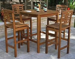 bar stool round pub table sets pub style table and chairs