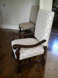 how to reupholster a dining room chair tips for dining chairs