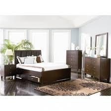 Bedroom Furniture Kingsize Platform Bed Queen Bed Frame Wood Bedroom Furniture Modern King Size Platform