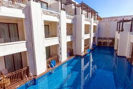 azul beach hotel riviera maya review by differentworld com