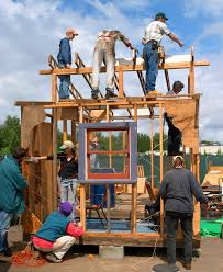 build a house building dignity dignity