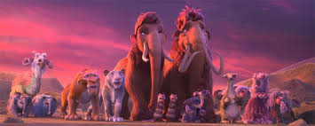 ice age collision characters actors images