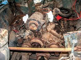 Old Ford Truck Engines - fix u0027er up 1950 ford f1 lmc truck life