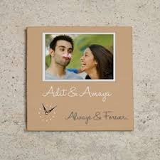 Personalized Picture Clocks Buy Personalized Wall Clock Customized Wall Clocks Online