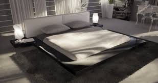 Japanese Style Platform Bed Japanese Style Contemporary Platform Bed