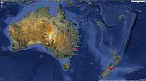 New Zealand And Australia Map When Tragedy Strikes We Pull Together Libragirl Rules U2013 My Life