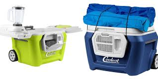 daily deals coolest cooler with blender and bluetooth speaker