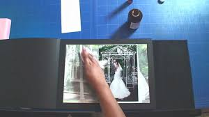 diy wedding albums how to assemble a wedding album diy or slip in style