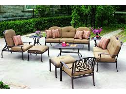 Cement Patio Furniture Sets by Patio 5 Conversation Sets Patio Furniture Clearance Patio