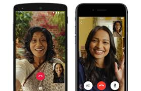 whatsapp adds video calling ios android and windows phones wsj