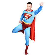 Party Costumes Halloween Aliexpress Buy Superman Costume Halloween Costumes