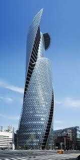 modern architecture mode gakuen spiral towers nagoya japan
