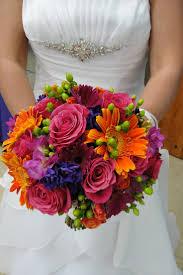purple and orange wedding ideas 55 best bouquets pink and orange images on pinterest bridal