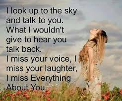 missing a lost loved one quotes quotesta