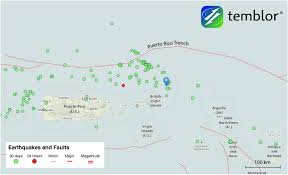 The Caribbean Map by Evidence For Pre Columbian Tsunamis In The Caribbean Temblor Net