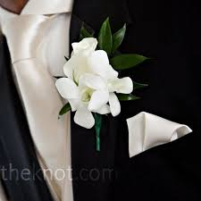 orchid boutonniere and orchid boutonniere