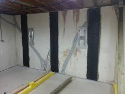 concrete vs masonry foundation damage repair