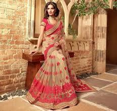 bridal designer net fabric bridal designer saree at rs 1799 wedding