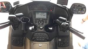 goldwing gl1800 nav mod youtube