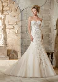 beaded wedding dresses beaded embroidery net wedding dress style 2790