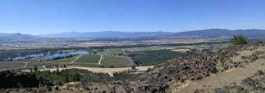 Table Mountain Oregon Overview From Top Of Table Rock Oregon Picture Of Upper And