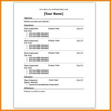 Download Resume Template Microsoft Word Download Resume Templates For Microsoft Word Download This Resume