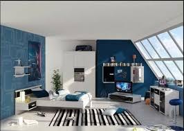 wandgestaltung jugendzimmer jungen blau bemalt jugendzimmer jungen kinder zimmer