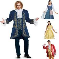 Halloween Costumes Beauty Beast Halloween Beauty Beast Costumes Family