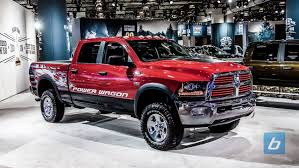 dodge truck package at the york international autoshow ram displayed their