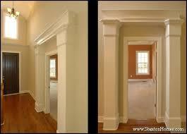 pillar designs for home interiors 17 interior column styles inside new custom homes