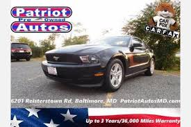 fox ford mustang for sale used ford mustang for sale in baltimore md edmunds