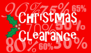 make the most of christmas clearance sales common sense with money