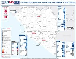 Liberia Africa Map by West Africa Ebola Outbreak Fact Sheet 6 December 18 2015