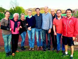 Tc Rw Baden Baden Offenburg Tennisclub Gengenbach Markus Klei Folgt Udo Kardel Nach