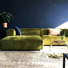 Green Leather Sectional Sofa Olive Green Sectional Sofa Cross Jerseys