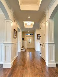 Hallway Ceiling Lights Others Attractive Traditional Hallway Design Ideas Also Light