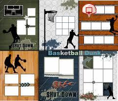 memory books yearbooks photo book template yearbook memory basketball dunk album