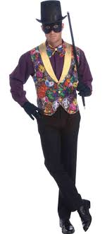 mardi gras vests mardi gras vest and bow tie accessories makeup