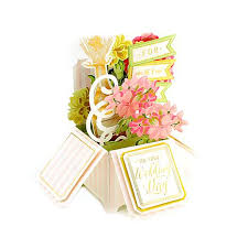 griffin window box cardmaking kit with dies as box cards