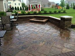 How To Paver Patio Paver Patios Firepit Traditions Landscape