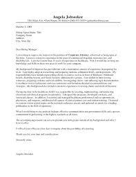 sample cover letter format for resume sample cover letter for