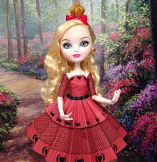 Ever After High Apple White Doll Wonderland Printable Doll Clothes